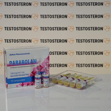 Parabolan 100 mg Balkan Pharmaceuticals beschreibung