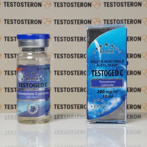 Testoged C 200 mg Euro Prime Farmaceuticals beschreibung